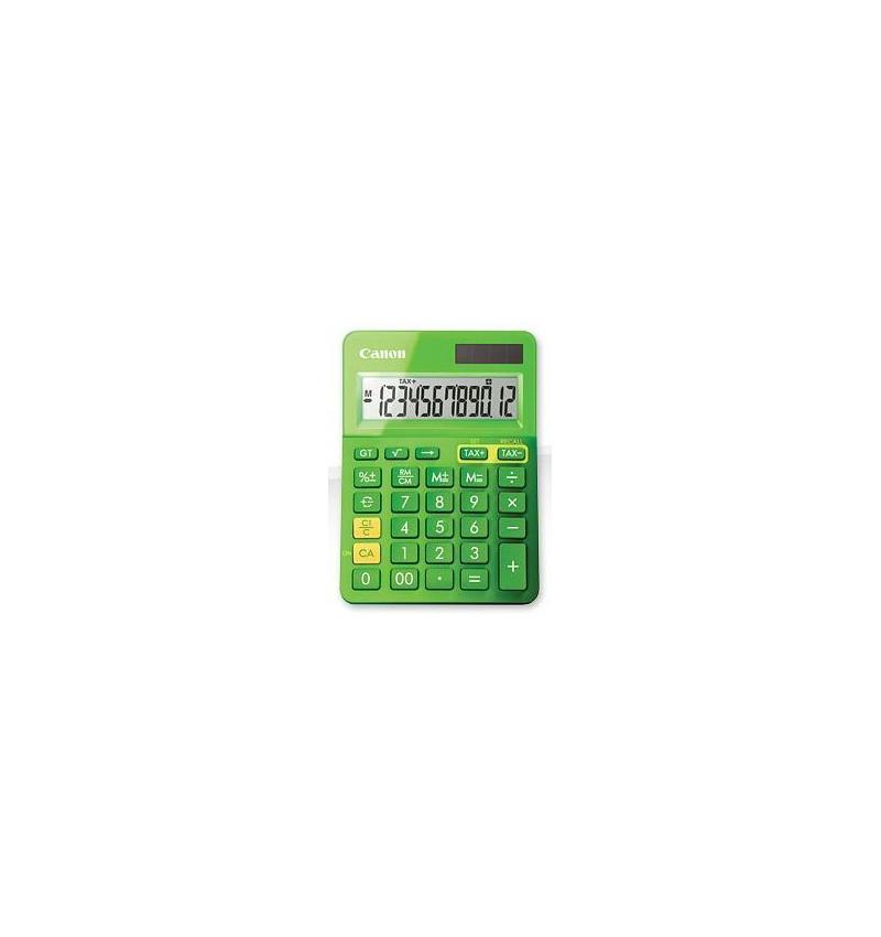 Calculadora Canon LS-123K Verde