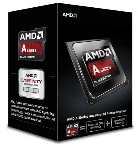Processador AMD A10-6800K 4.1GHz FM2+ - AD680KWOHLBOX