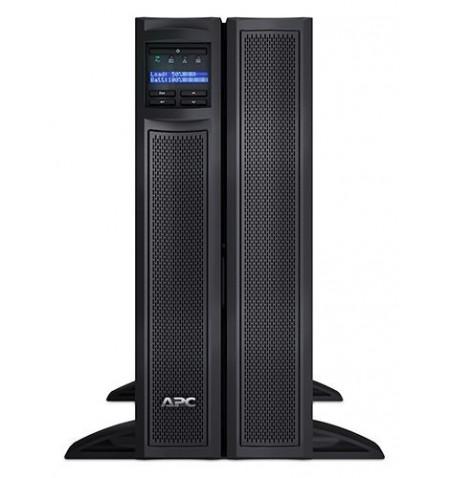 UPS APC Smart-UPS X 3000VA Rack/Tower LCD 200-240V com Onda de saída sinusoidal (SMX3000HV)
