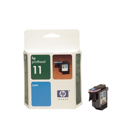 Cabeça Impressão HP 11 Ciano - C4811A