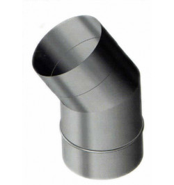 CURVA INOX 30º PORTOFLEX 125