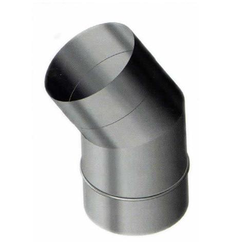 CURVA INOX 30º PORTOFLEX 150