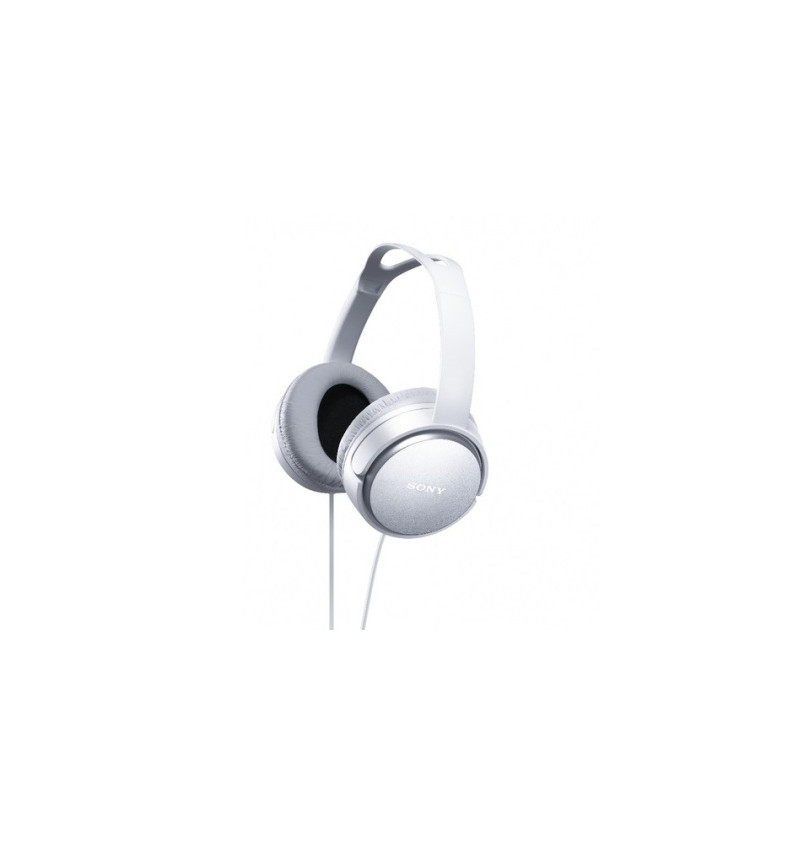 AUSCULTADORES SONY - MDR-XD150W - BRANCO