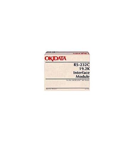 Oki Interface Série RS232/300-500-33xx-320FB-55xx- ML6300FB