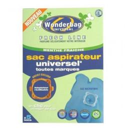 CONJ. 5 WONDERBAGS FRESH LINE MENTA UNIV. ANT. BACT. ROWENTA - WB415120