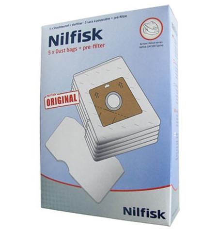 EMBALAGEM SACOS P/ASP BRAVO NILFISK - 30050002