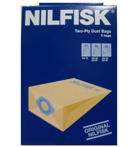 EMBALAGEM SACOS P/ASP GM80 NILFISK - 82095000