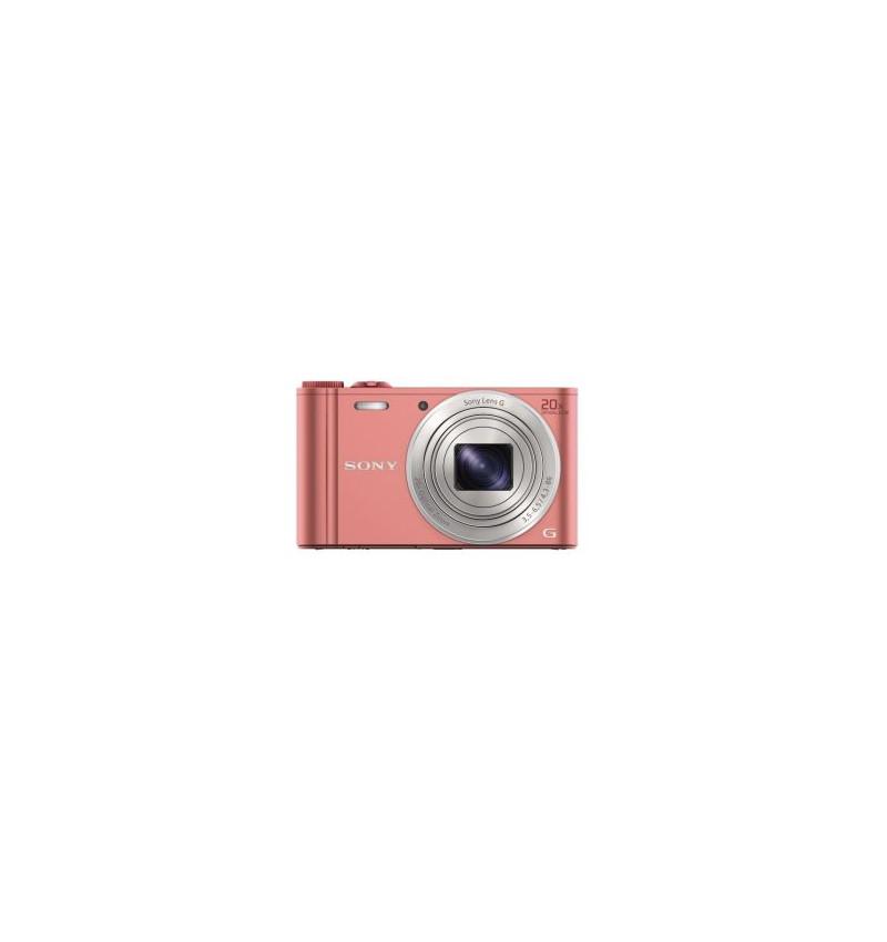 Sony DSC-WX350P - Rosa