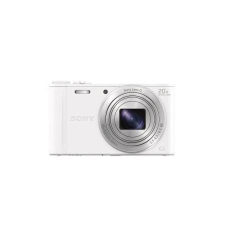 Sony DSC-WX350W - Branca