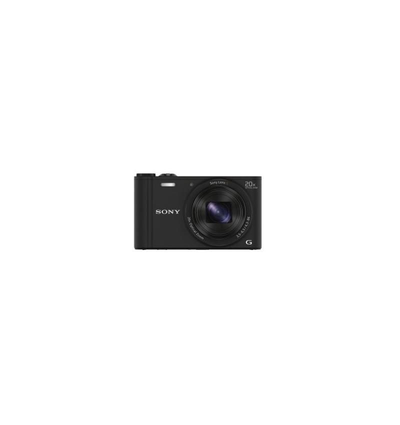 Sony DSC-WX350B - Preta