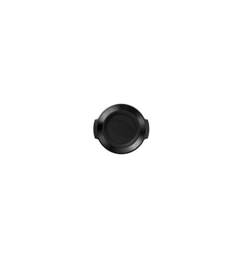 Olympus LC-37C Preta - Tampa de lente automática para EZ-M1442EZ