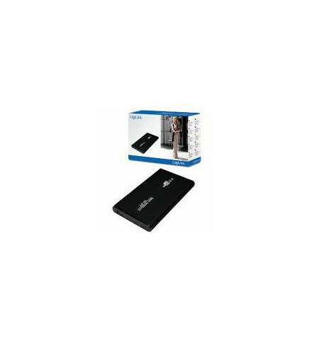 Caixa Externa LogiLink 2.5 IDE USB2.0 BLACK