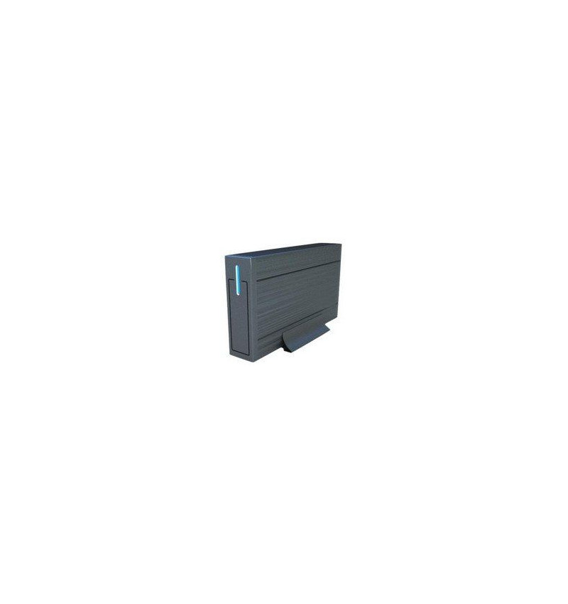 Caixa Externa BlueRay p/HDD 3.5P INT SATA - EXT USB 2.0
