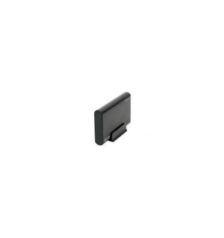 """Caixa Externa Fantec SATA 3.5"""" eSATA/USB 2.0 alumínio"""