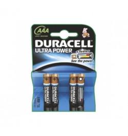 BLISTER PILHAS DURACELL - LR03 - MX2400 ULTRA M3 K4 (10)