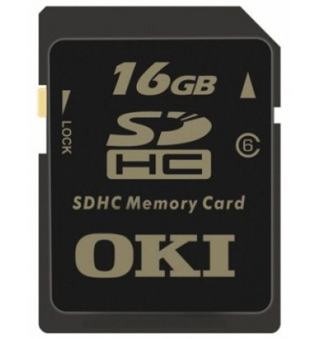 Oki 16 GB SDHC C610/C711