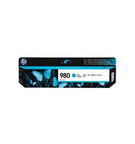 Tinteiro Original HP 980 Ciano (D8J07A)