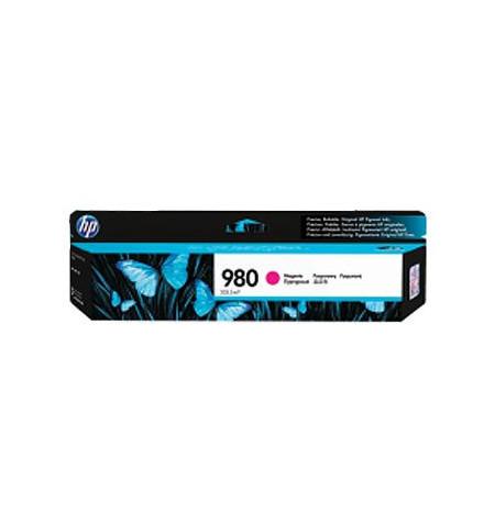 Tinteiro Original HP 980 Magenta (D8J08A)