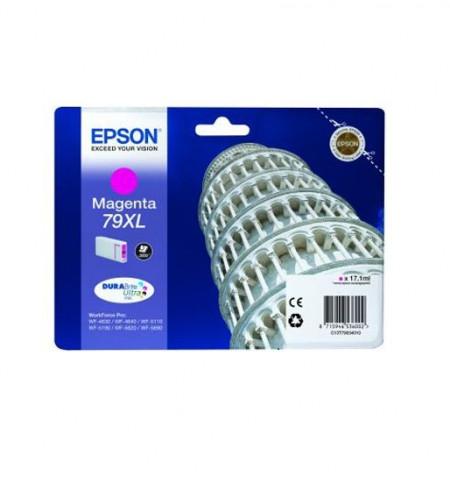 Tinteiro Original Epson WF-46XX/5XXX XL Magenta (C13T79034010)