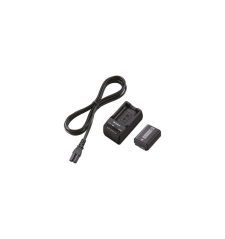 Kit de viagem Sony carregador BC-TRW e bateria NP-FW50