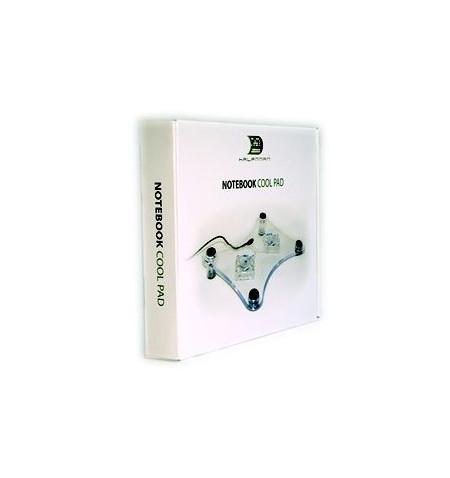 Cooler para Portátil Halfmman CoolPad Transparente
