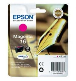 Tinteiro Epson Stylus Photo R300/500 - Magenta (C13T04834010)