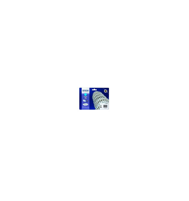 Tinteiro Original Epson Ciano WF-46XX/5XXX (C13T79124010)
