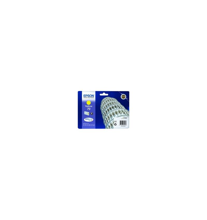 Tinteiro Original Epson Amarelo WF-46XX/5XXX (C13T79144010)