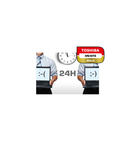 Toshiba 4YR Portateis Internacional - EXT104I-V