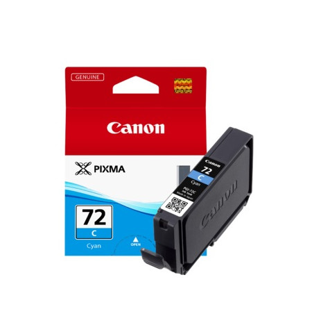 Tinteiro Original Canon PGI-72 Ciano (6404B001)