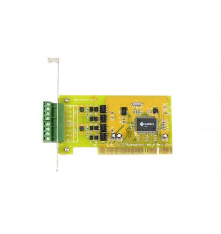 Placa PCI 2 portas Current Loop 20 mA PCI - SU 8237