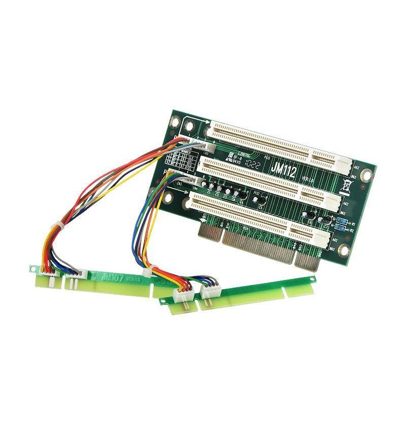 Placa PCI Riser 3 x ranhuras PCI