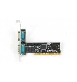 Placa PCI Atlantis 2 portas RS–232 e 1 paralela 3.3V e 5V