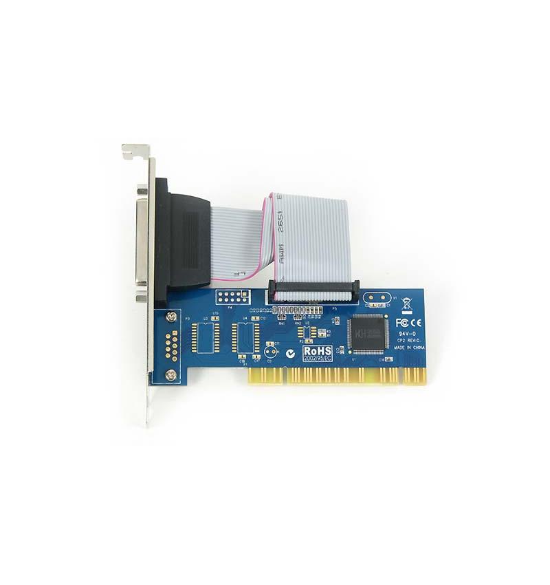 Placa PCI Atlantis 1p. paralela 3.3V e 5V