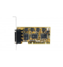 Placa PCI 4 portas serie UART 16c650
