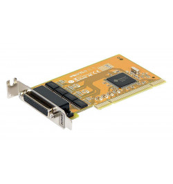 Placa PCI 3.3V/5V RS–232 série 2/4 portas série