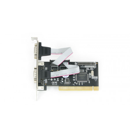Placa Longshine PCI 2 portas série RS–232