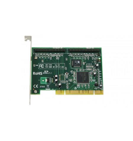 Placa PCI controladora ULTRA ATA 133 Mb RAID - 3710