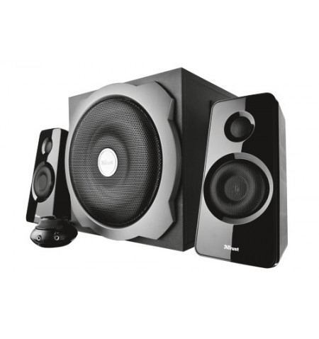 Colunas TRUST Tytan 2.1 Speaker Set Black - 19019