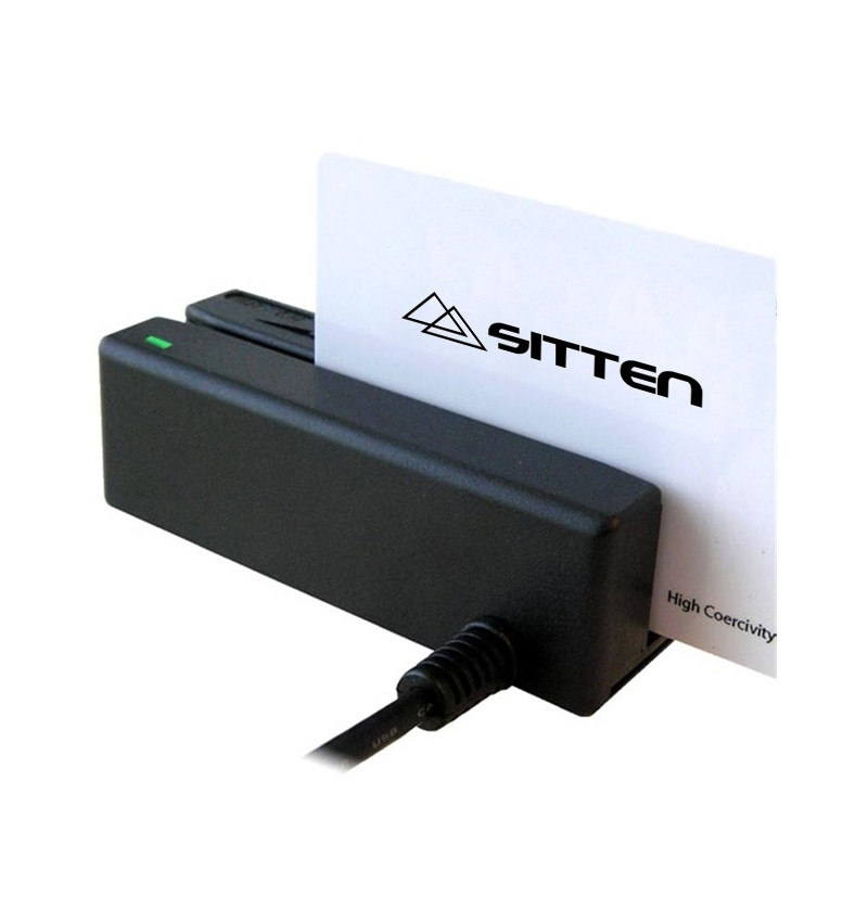 Leitor Cartões Sitten IDMB USB