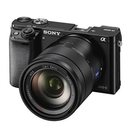 Câmara Relfex Sony ILCE-A6000