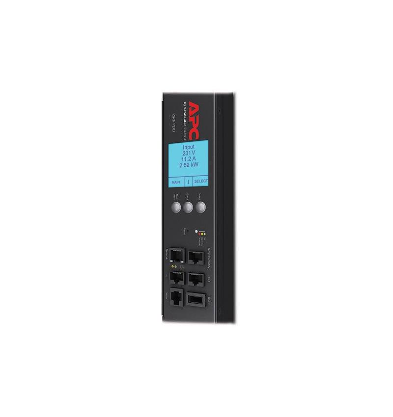 APC Rack PDU 2G Metered ZeroU