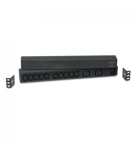 APC Rack PDU,Basic 1U 16A 208&230V (AP9559)