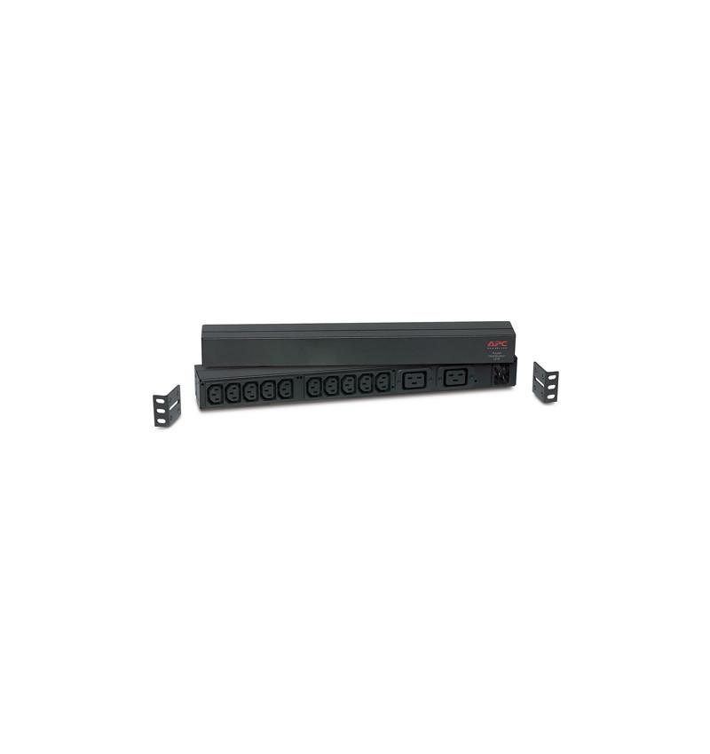 APC Rack PDU,Basic 1U 16A 208&230V