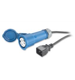 APC Power Cord, 16A 230V 309F