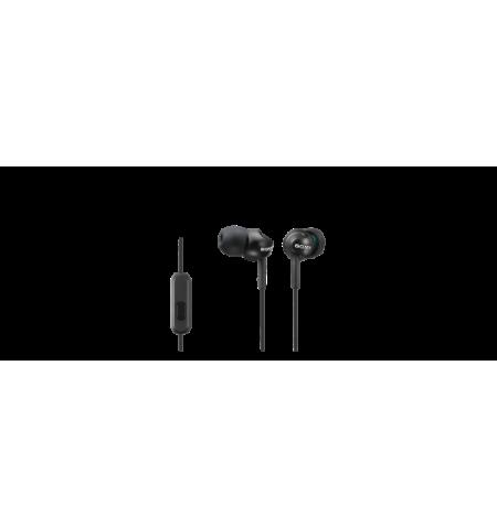 Auriculares Sony MDR-EX110LPB Preto