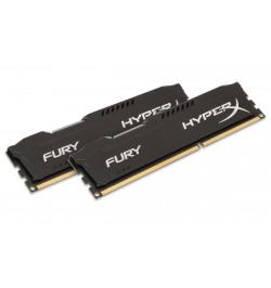 Kingston 16GB HyperX Fury Black 2x 8GB DDR3 1866MHZ PC3-14900 CL10