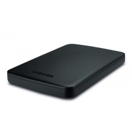 "Disco Externo Toshiba CANVIO BASICS 2.5"" 1TB - Preto"