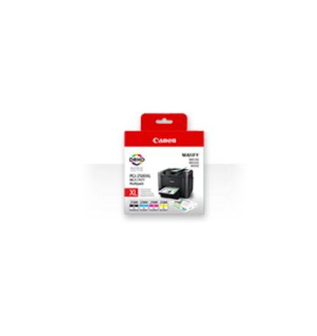 Pack Tinteiro Original Canon PGI-2500XL BK/C/M/Y (9254B004)