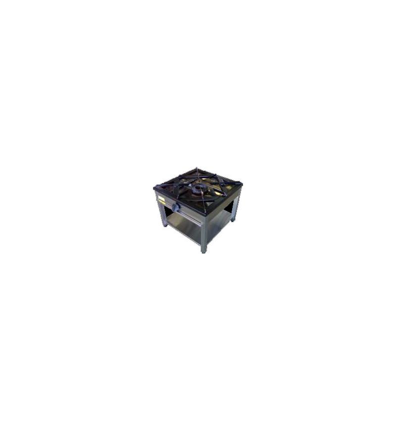 TREMPE INDUSTRIAL IDEALGÁS MONOLUME - 500x500x500/165